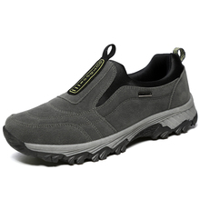 Mens Hiking Shoes Summer Outdoor Breathable Trekking Boots Sports Climbing Sneakers Walking Shoes Men Size 39-45