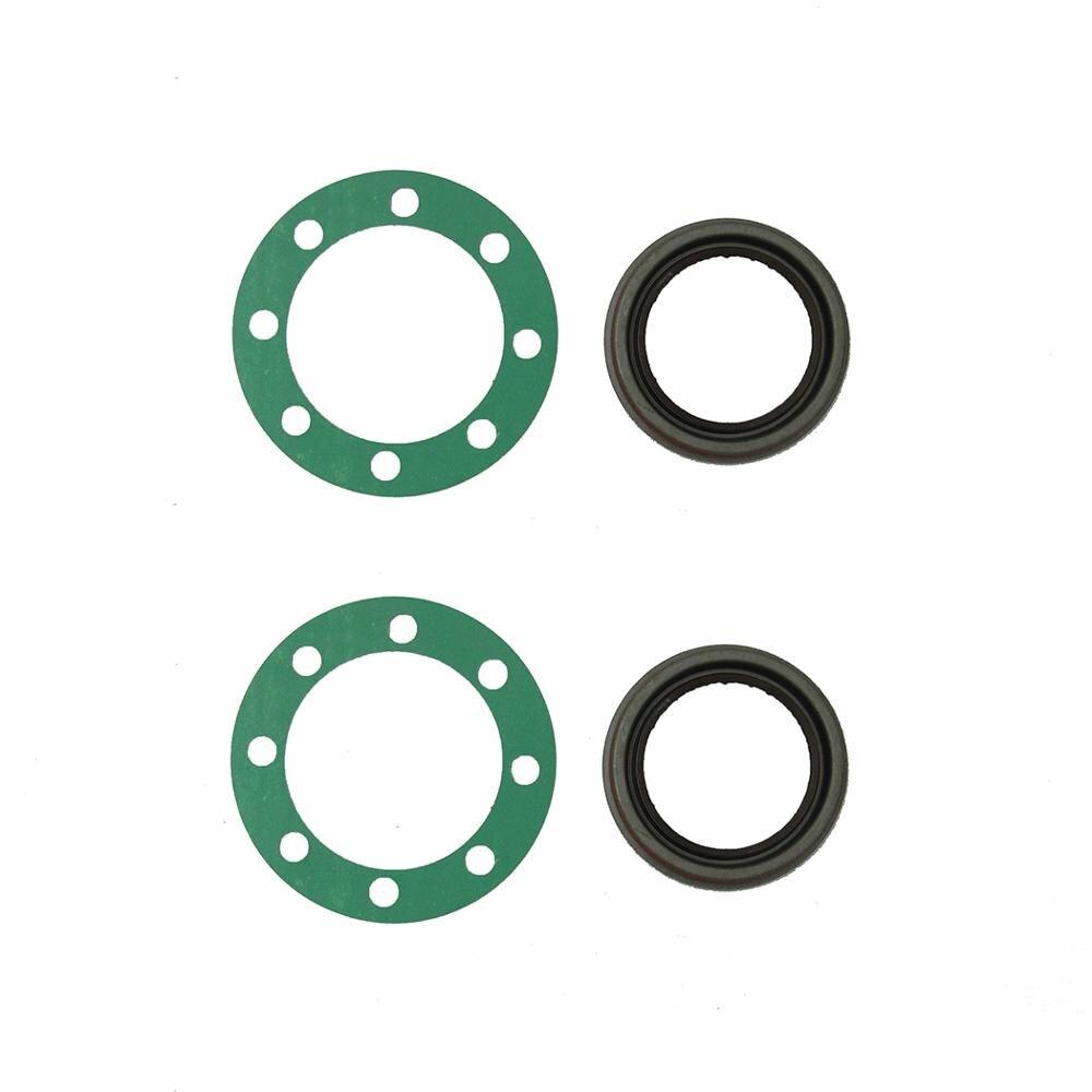 Rear Axle Hub Seals & Half Shaft Gaskets Double Rear Wheel for Ford Transit 2.4 Mk6 MK7 2000 2014 1521590&1387850