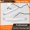 A&T car styling For Buick lacrosse LED DRL For lacrosse led daytime running light High brightness guide LED DRL