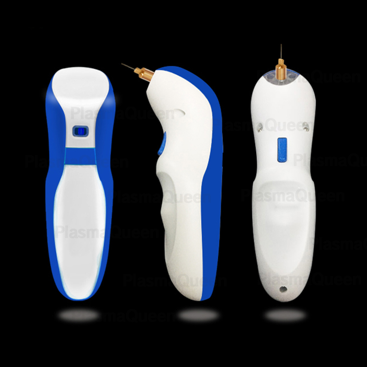 4th Plasma Pen Eyelid Lift Wrinkle Skin Lifting Tightening Anti-wrinkle With 30 Needles Free Mole Remover Machine Plasmapen