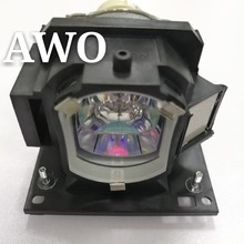 Free shipping ! DT01433 Original bare lamp with housing for HITACHI CP-EX250 CP-EX250N P-EX300 CP-EX300N Projector