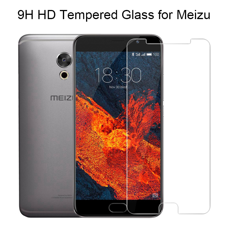 9H HD Tempered Glass Toughed Screen Protector For Meizu M6 M5 M3 M2 Note Protective Glass On Meizu M6S M5S M3S