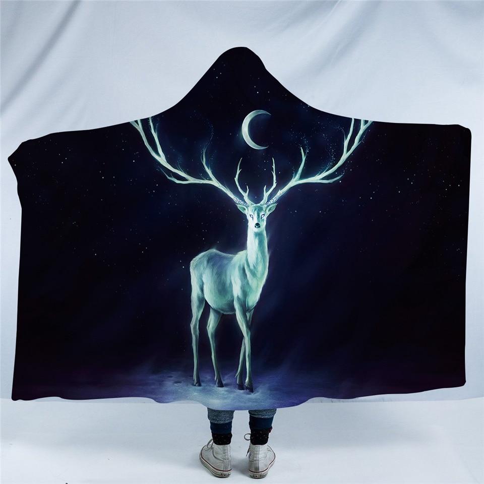 Nightbringer Hooded Blanket