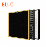 High Efficient Filter Kits Formaldehyde Filter+ Activated Carbon Filter+HEPA Filter for AC4002 AC4004 AC4012 Air Purifier