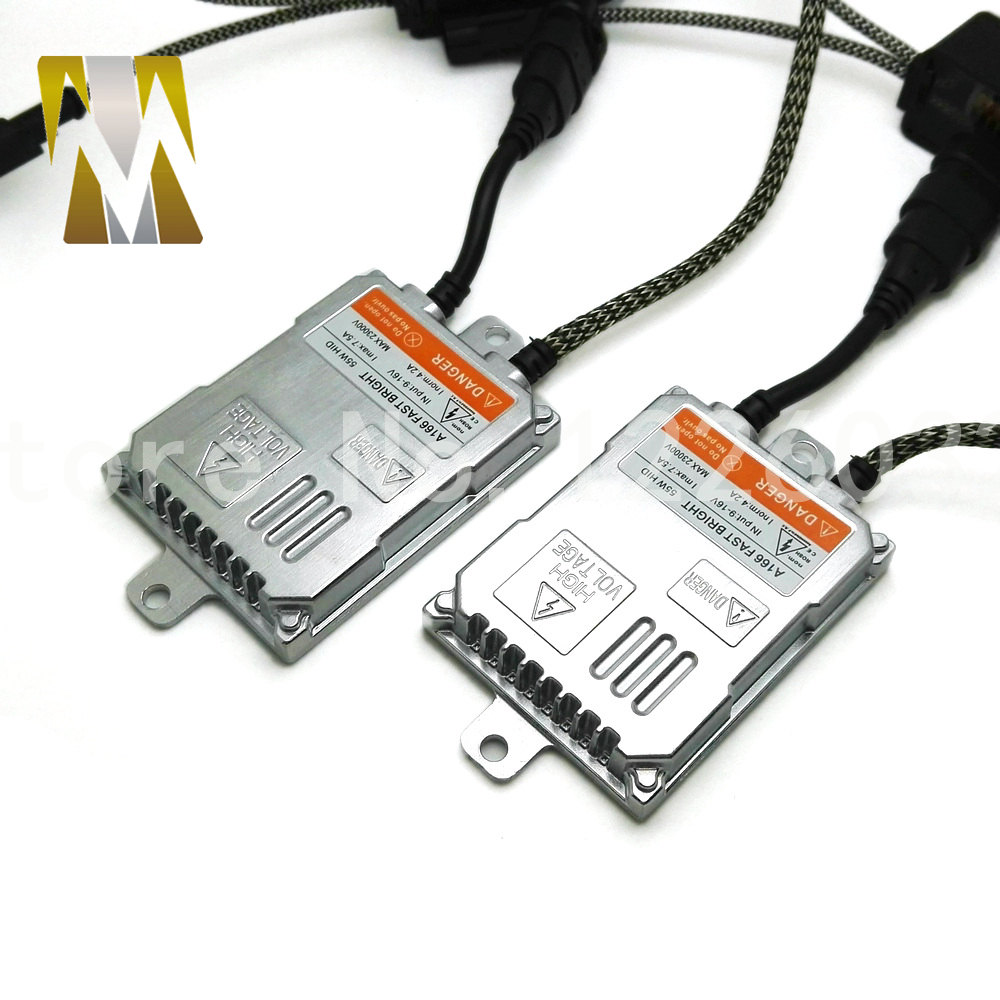 55W AC Hid ballasts bright ballast Car Conversion Replacement Slim Ballast Blocks for HID Xenon Headlight H7 H8 H9 9005 9006... кронштейн kromax star dvd для dvd и av систем 10кг темно серый
