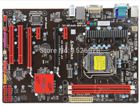 Free shipping 100% original motherboard for Biostar TH61A LGA 1155 DDR3 Motherboard Desktop Boards
