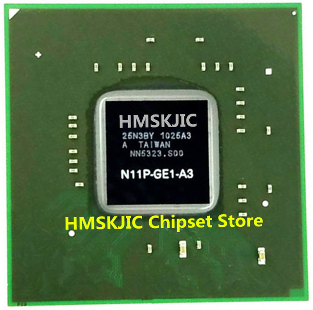 100% 테스트 아주 좋은 제품 N11P-GE1-A3 n11p ge1 a3 reball bga 칩셋
