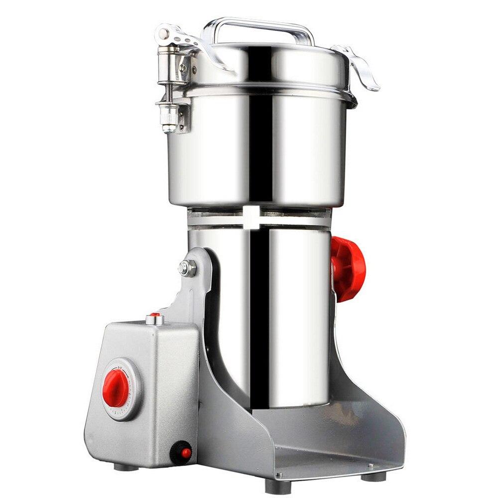 700g moulin à poivre Grains épices céréales broyeur café sec nourriture broyeur moulin rectifieuse maison médecine farine poudre broyeur