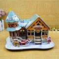 Новая Мода Рождество Ребенок Рождество Дом Образовательные Игрушки Головоломки Бесплатная Доставка