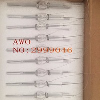 AWO Wholesale Free shipping Original Projector LAMP WICK NSHA275W wick burner 250 300W AC wick 20PCS/LOT