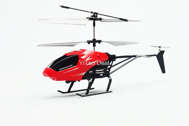 Skytech M35 RC Helicopter IR 3-channel RC Single-blade Remote Control Helicopter Model Toys