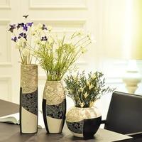 Мода Горячая распродажа! Юньнань сухие цветы качество искусственные цветы украшение цветок Главная керамическая ваза фиолетовый