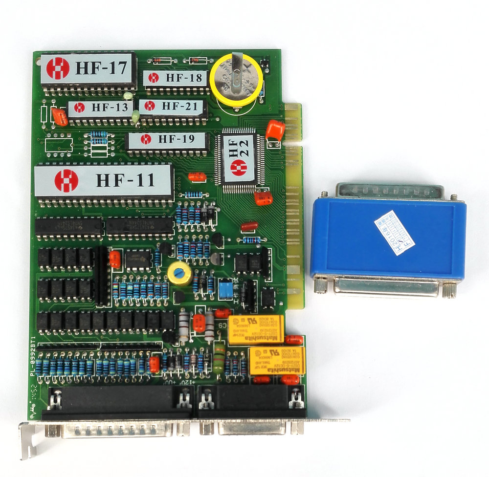 HF Card PCI Version WIRE CUT SYSTEM Controller System For EDM Wire Cut Machine