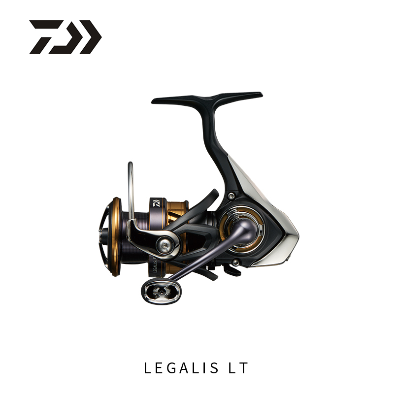 100 original 2018 New Daiwa Legalis LT 1000 6000 Spinning Fishing Ree 5BB Carbon Light Material