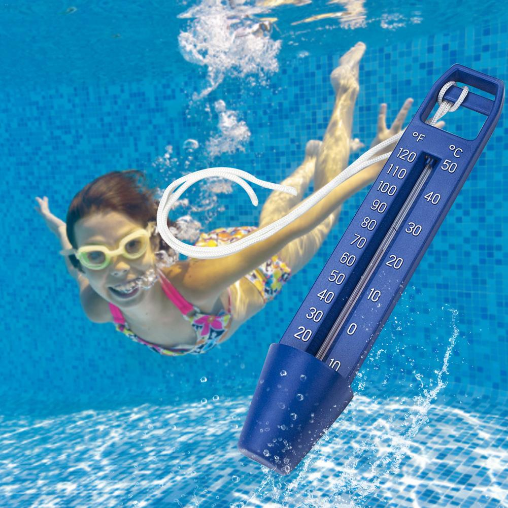 Float Water Thermometer Swimming Pool Spa Baby Hot Tub With Easy To Read Floating Temperatures Swim Equipment Tools Accessories