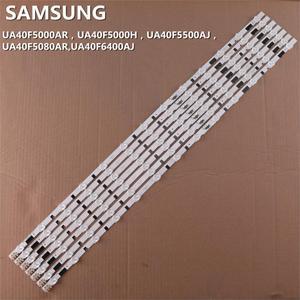 Image 4 - Original novo Kit 14pcs tira CONDUZIDA Para Samsung UE40F5000 BN96 25520A 25521A 25304A 25305A 2013SVS40F D2GE 400SCA R3 D2GE 400SCB R3