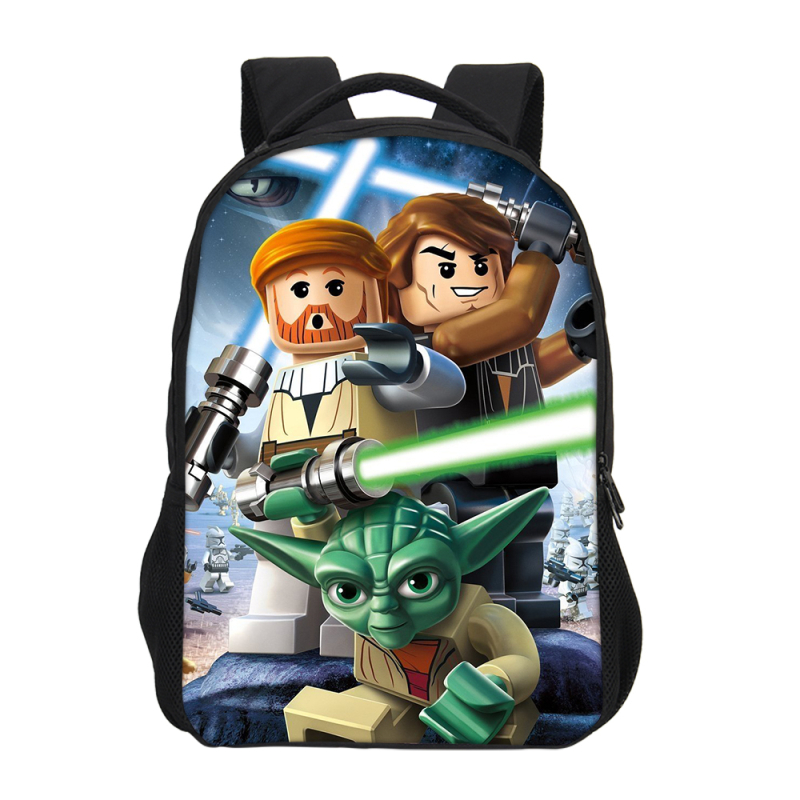 VEEVANV Anime Cartoon Movie Lego Ninjago Pattern Backpacks For Boys Girls  School Bookbag Casual Daily Backpacks Children Mochila-in Backpacks from  Luggage ... 3307f5fc89bb6
