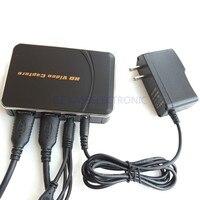 2017 new precio de fabrica convert 1080P HDMI YPbPr to U driver HDMI for xbox one game box ps3 Free shipping