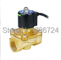 1/2  waterproof coil solenoid valve