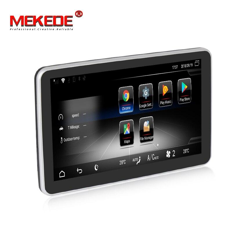 MEKEDE HD Android 7.1 pour Mercedes Benz gl-class X166 2012-2015 autoradio multimédia moniteur GPS Navigation Bluetooth unité de tête - 6