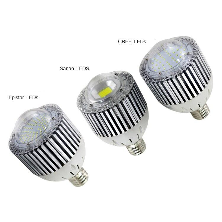 40 W 50 W 70 W 100 W 120 W Faisceau 170 Extrudé En Aluminium Ampoule, LED Pendentif Lampe pour Entrepôt Atelier Luminaire