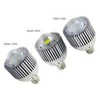40W 50W 70W 100W 120W Beam 170 Extruded Aluminum Bulb, LED Pendant Lamp for Warehouse Workshop Lighting Fixture