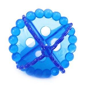 Image 4 - 5 teile/satz 5 cm Wäsche Ball Einfacher Reinigung Solide Reinigung Bälle Magische Wäsche Ball Für Haushalts Reinigung Waschmaschine Kleidung