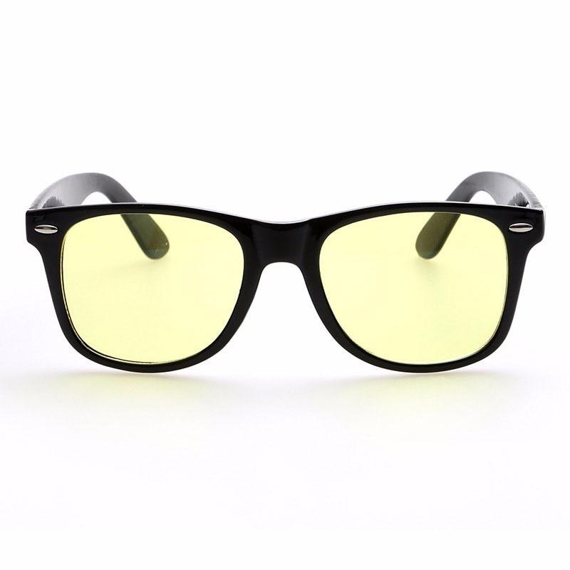 Espetáculo Quadro Transparente Óculos Mulheres Homens Óculos Para O ... 2c149e597a