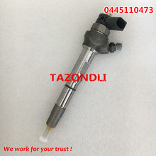 Original e Nova common rail injector 0445110369/0445110647/0445110473 para a VOLKSWAGEN 03L130277J