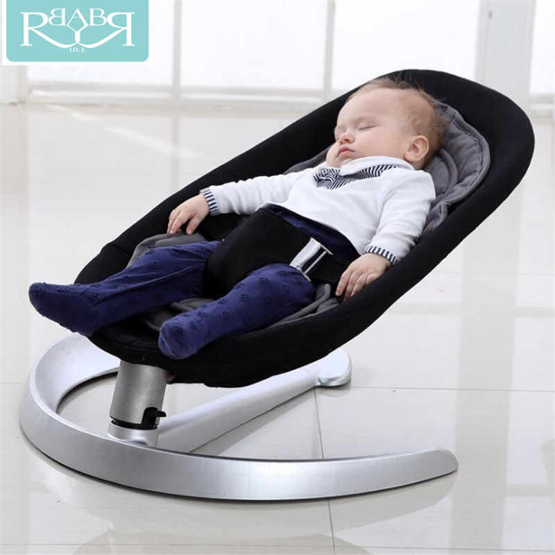 21296f564 Babyruler Baby Swing Bouncer Rocking Chair For Baby Bebek Salincak Newborn  Baby Sleeping Basket automatic cradle