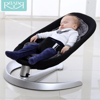 Babyruler Baby Swing Bouncer Rocking Chair For Baby Bebek Salincak Newborn Baby Sleeping Basket automatic cradle bebek salincak