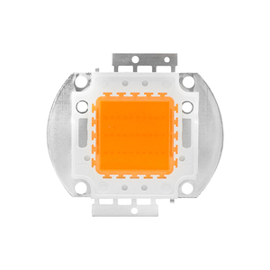 LED Beads Chip 10W 20W 30W 50W Full Spectrum 380nm~780nm High Power Brightness Light 9-34V Need driver Better For Plant Growth