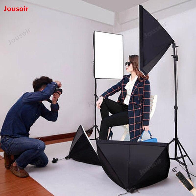 Комплект светодиодных ламп для фотостудии, комплект одежды, лампа для съемок, портретный свет, заполняющий свет, фототехника CD50 T03