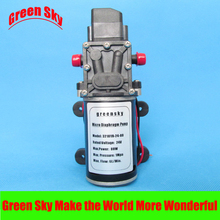 8L/Min. 10m Range 24VDC 80W High Pressure pump water sprayer,medical,chemical equipment,lawn and garden стоимость