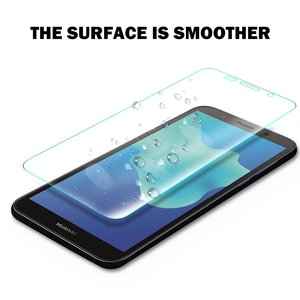 Image 5 - 9H 2.5D Tempered Glass for Huawei Y5 Lite 2018 Screen Protector Y5 Lite 2018 Glass Huawei Y5Lite 2018 Protective Film DRA LX5
