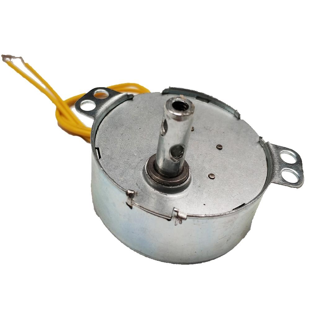 Estrela da terra Padrão Acessórios de Eletrodomésticos Ventilador Elétrico Peças De Reposição Do Motor motores Síncronos 4W