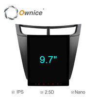 Ownice C600 Eight Core 9.7 Android 6.0 2GB RAM car dvd for Chevrolet Sail 2015 2016 radio gps Support DVR Car Play DAB+ 4G LTE