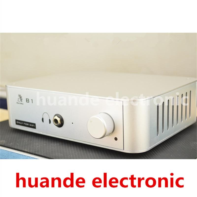 Lehmann OPA604 Op Amp Chip 18V 14 Ohm to 600 Ohm Pure A Class HIFI EXQUIS Desktop Headphone Amplifier