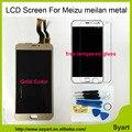 """Alta qualidade meiblue metal LCD 5.5 """"peças de tela menor preço lcd digitador da tela de lcd completo para meilan meizu m1 metal metal"""