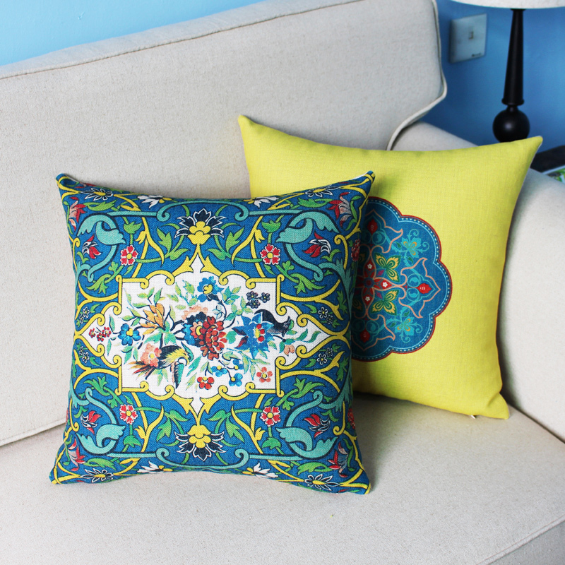 Buy Cushion Cover Asian Style And Get Free Shipping On AliExpress New Asian Pillow Covers