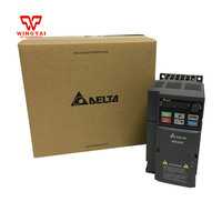 230V Three phase Delta Inverter VFD5A5MS43ANSAA Power Converter For Textile Machines