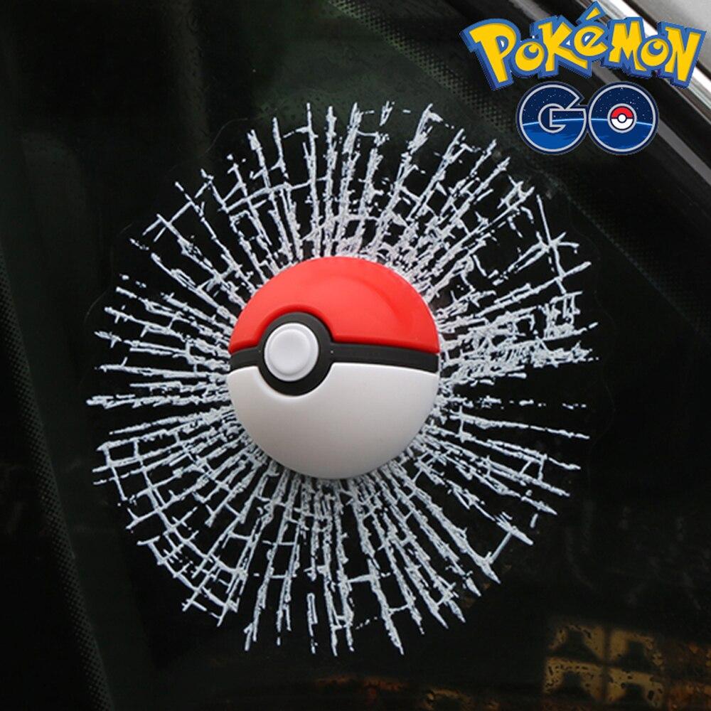 Pokemon Go Divertido 3D Etiqueta Engomada Del Coche y de La Motocicleta Decal Ac