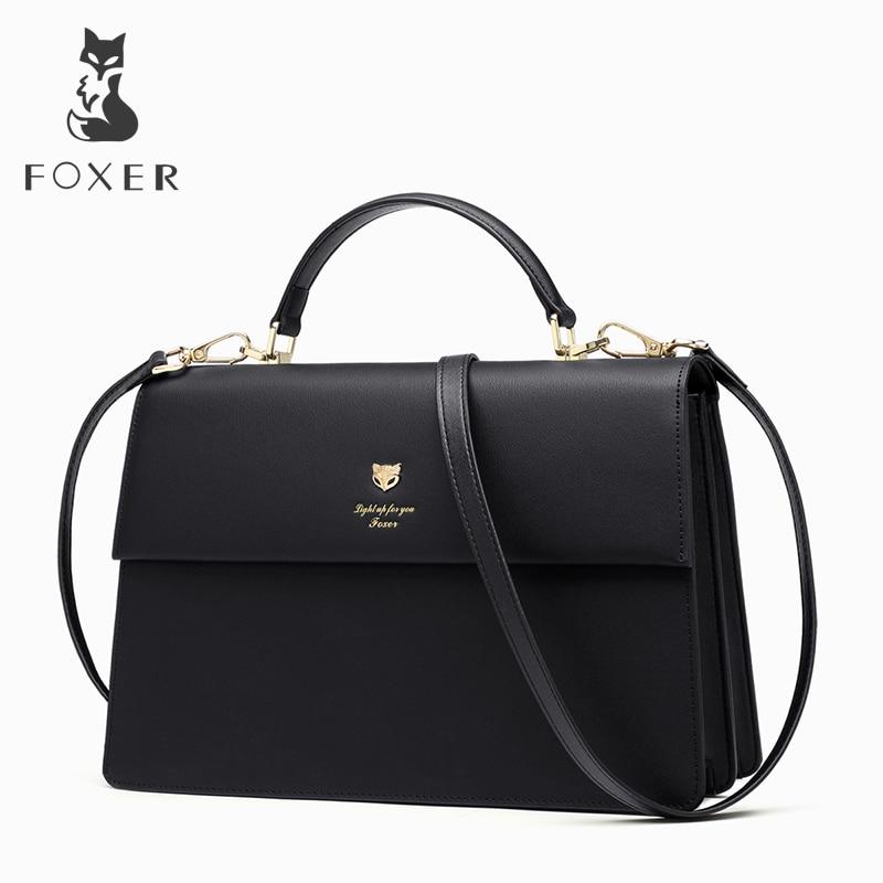 FOXER Brand Women Temperament Crossbody Bags & Shoulder Bag Female Solid High Quality Messenger Bag for Lady календарь на спирали микро трио на 2019 год путин
