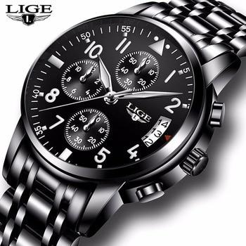 982b27b70add Reloj hombre marca SK moda simple de negocios casual relojes hombres ...