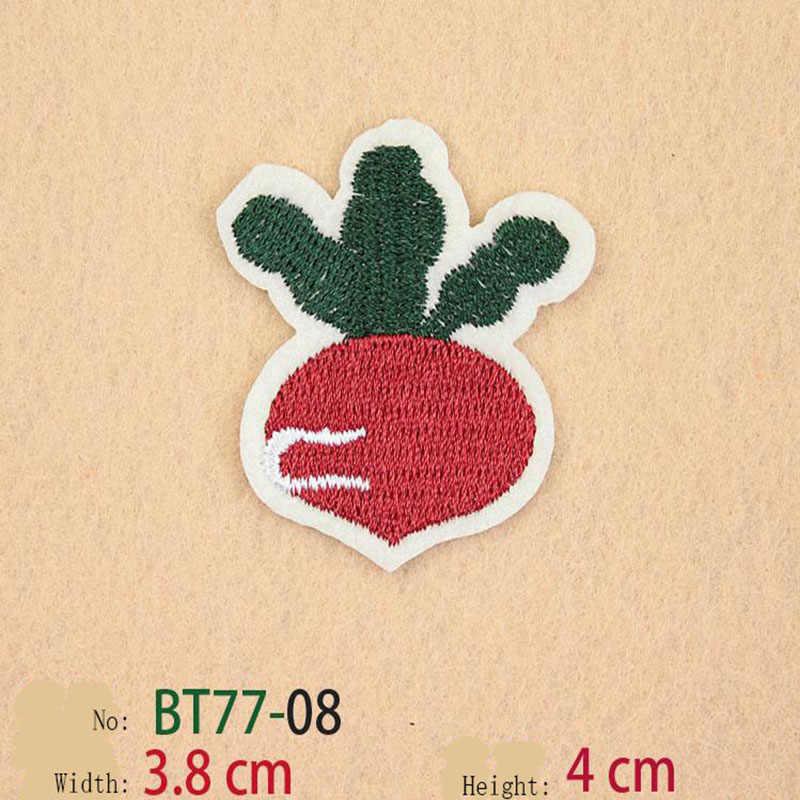 Фрукты серии значков одежды патч Оранжевый Арбуз банан ананас аппликация «сделай сам» портативный утюжок для одежды аксессуары для одежды патч