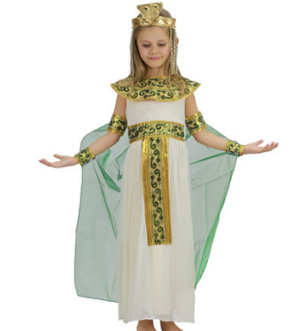egyptian princess costume how to make it