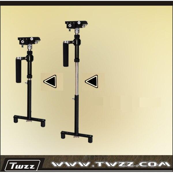Professional Handheld Video Steadycam Stabilizer Camera Monopods For Camera DSLR SLR 5D Shock Absorption
