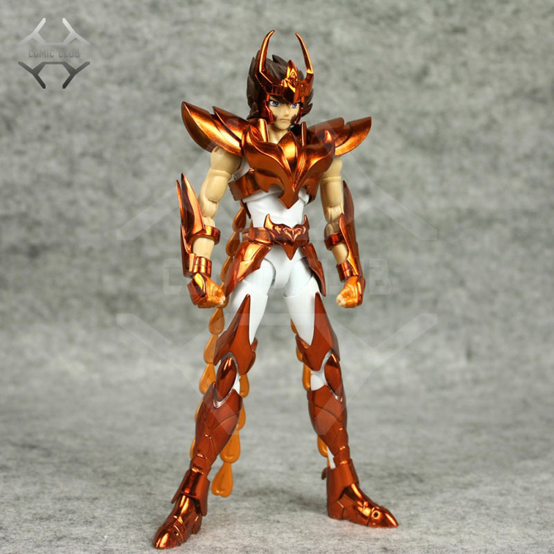 COMIC CLUB IN STOCK GREAT TOYS GreatToys GT EX Saint Seiya Ikki Phoenix V3 oce color