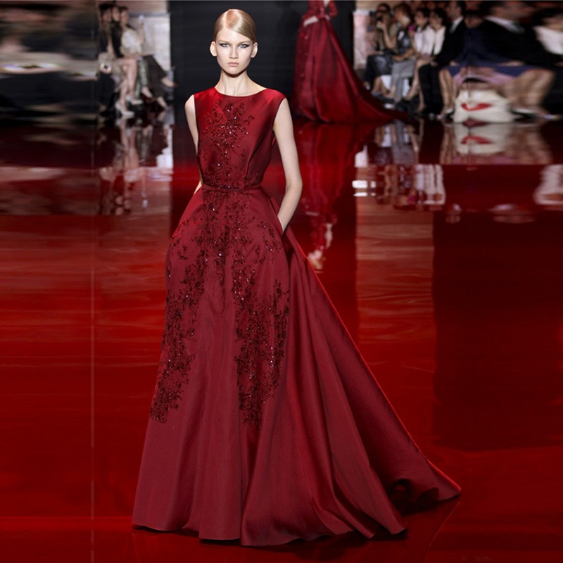 Online Get Cheap Red Gowns -Aliexpress.com   Alibaba Group