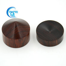 4set Rosewood and 35*12MM*4+35*30MM*4 CD Player Speaker Amplifier DAC Feet Pads